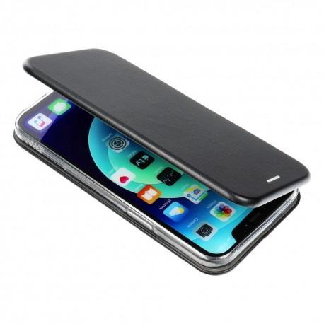 Futerał Forcell Deko - HTC Desire C/S5360 Galaxy Y/S6500 Galaxy Mini 2/LG L3 biały