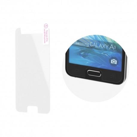 Futerał Forcell Deko - APP IPHO 3G/4G/4S/S5830 Galaxy Ace/S6310 Young biały