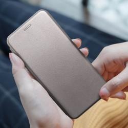 Kabura Slim Flexi Fresh Pionowa - Huawei P9  czarny