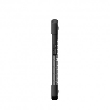 Kabura Book Forcell Elegance - iPhone 5/5S/5SE czarny