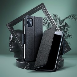 Kabura Slim Flexi Fresh Pionowa - NOK 625 czarny