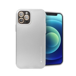 Kabura Smart Case Book - iPhone X  stalowy